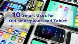 10 तरीकों से पुराने टैबलेट और मोबाइल का करें Smart Use
