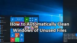 Windows में अनवांटेड फाइल्स को ऑटोमेटिक कैसे क्लीन करें