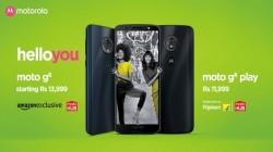 Moto G6 और Moto G6 Play भारत में लॉन्च, जानें कीमत व लॉन्च ऑफर्स