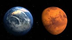 लाल चांद देखने के बाद अब लाल ग्रह देखने की बारी, आज रात देखें लाइव स्ट्रीमिंग