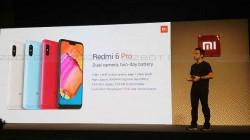 Xiaomi Redmi 6 Pro की दूसरी सेल शुरू, इस तरह से खरीदें