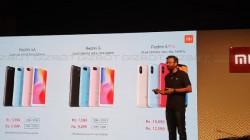 Xiaomi ने इंडिया में लॉन्च किया Redmi 6, Redmi 6A और Redmi 6 Pro