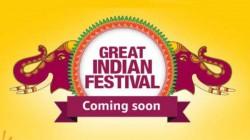 Amazon इंडिया का ग्रेट इंडियन फेस्टिवल सेल, हर प्रॉडक्ट पर मिलेगी छूट