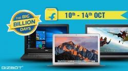 Flipkart की बिग बिलियन सेल में इन लैपटॉप पर मिलेंगे शानदार ऑफर्स