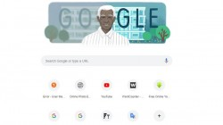 डॉ. गोविंदप्पा वेंकटस्वामी के 100वें जन्मदिन पर गूगल ने बनाया खास डूडल