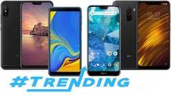 जानिए इस हफ्ते के बेस्ट ट्रेंडिंग स्मार्टफोन्स के बारे में