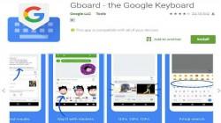 Google का Gboard ऐप, नए इमोजी, स्टिकर्स और GIF फीचर्स से भरपूर