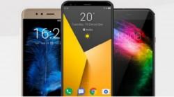 चाइनीज कंपनियों के 5 स्मार्टफोन जल्द होंगे भारत में लॉन्च