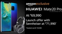 Huawei Mate 20 Pro में आया EMUI अपडेट