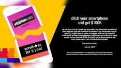 स्मार्टफोन की लत छोड़ें और 72,00,000 रुपए कमाएं
