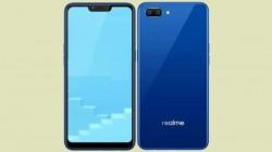Realme C1 (2019) फ्लिपकार्ट पर हुआ लॉन्च, जानें प्राइस और स्पेसिफिकेशन