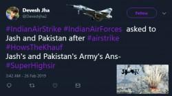 आज भारतीय सोशल मीडिया ने आतंकियों से पूछा,