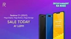 Realme C1 (2019) ओपन सेल में हुआ उपलब्ध, अब कभी-भी कहीं-भी खरीदें