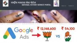 Google Ads में सबसे ज्यादा खर्च करने वाली पार्टी बीजेपी: गूगल रिपोर्ट