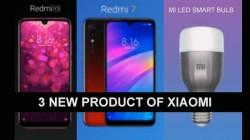 Xiaomi ने लॉन्च किया दो स्मार्टफोन और एक स्मार्ट एलईडी, जानिए कीमत और खास फीचर्स