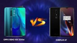 OPPO Reno 10x Zoom vs OnePlus 6T: इन दोनों के फीचर्स में क्या अंतर है...?