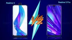 Realme X vs Realme 5 Pro: रियलमी के दो नए स्मार्टफोन में क्या और कितना अंतर