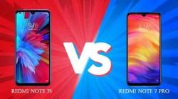 Xiaomi Redmi Note 7S और Note 7 Pro में दिया गया नया अपडेट, जानिए क्या होगा बदलाव