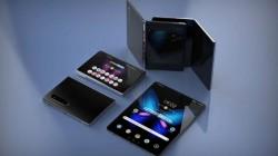 सैमसंग फोल्डेबल स्मार्टफोन की पहली तस्वीर आई सामने, अगले महीने लॉन्च होने की संभावना