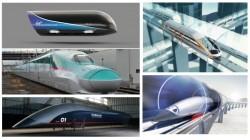 अब इंडिया में चलेगी 496 किमी. प्रति घंटे रफ्तार वाली हाइपरलूप टेक्नोलॉजी की ट्रेन