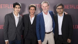 शाहरुख खान के साथ शूट हुआ डेविड लेटरमैन का टॉक शो, अक्टूबर में नेटफ्लिक्स पर होगा स्ट्रीम