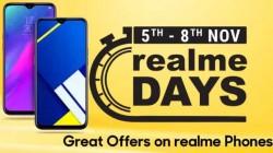 Realme Days Sale: 6-8 GB रैम वाले स्मार्टफोन काफी कम कीमत में बिक्री के लिए उपलब्ध