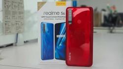 Realme 5s की सेल आज, 9,999 रुपए के स्मार्टफोन में 9,250 रुपए तक का ऑफर उपलब्ध