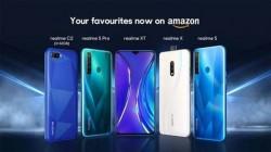 Amazon पर भी अब बिकेंगे Realme Smartphones