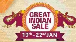 Amazon Great Indian Sale 2020 हुआ शुरू, 20 करोड़ से ज्यादा प्रॉडक्ट्स पर डिस्काउंट ऑफर्स