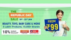 Flipkart Republic Day Sale 2020 का आज अंतिम दिन, हर चीज पर भरपूर ऑफर्स