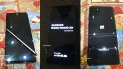Samsung Galaxy Note 10 Lite की तस्वीरें हुई लीक, देखिए और जानिए इसके संभावित फीचर्स