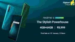 Realme 5i: 15 जनवरी को पहली बार होगी बिक्री, जानिए ऑफर्स और डिस्काउंट