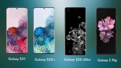Samsung Galaxy S20 Series और Galaxy Z Flip को सबसे पहले खरीदना है तो इसे पढ़िए...!