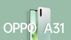 Oppo A31 (2020) हुआ लॉन्च, जानिए स्पेसिफिकेशंस, बैटरी, डिस्प्ले कैमरा और कीमत