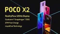 Poco X2 की कीमत में हुई बढ़ोतरी, पढ़िए और जानिए कितनी...!