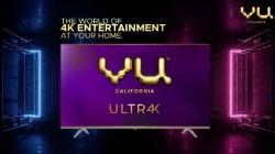 VU टेलिविज़न ने लॉन्च किए चार नए टीवी मॉडल्स