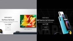 Realme Narzo 10 और Realme Smart TV की बिक्री, जानिए कीमत, फीचर्स और ऑफर्स