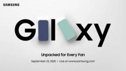 Samsung Galaxy S20 Fan Edition कुछ देर बाद होगा लॉन्च, यहां देखें लाइव स्ट्रीमिंग