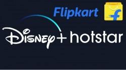 Disney+ Hotstar का ₹99 रुपए में सब्सक्रिप्शन देना एक बड़ी गलती थी: फ्लिपकार्ट