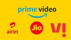 Airtel, Jio और Vi अपने इन प्लान्स पर दे रहा है फ्री में Amazon Prime Video की सब्सक्रिप्शन