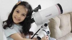 Nicole Oliveira: 7 साल की निकोल ओलिविएरा ने खोज डालें 7 एस्टेरॉयड, सबसे कम उम्र की है एस्ट्रोनोमर