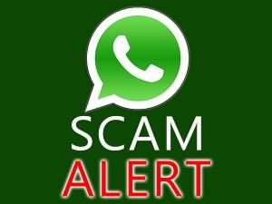व्हाट्सएप पर स्कैम मैसेज को पकड़ने के लिए 5 क्विक टिप्स