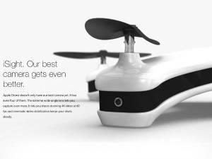 अरे ये क्या एपल अब ड्रोन भी बनाएगा !
