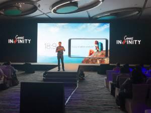 Micromax ने लॉन्च किया canvas infinity, कीमत 9,999 रु
