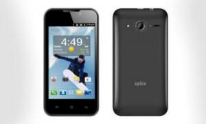 5,899 रुपए में स्पाइस ने लांच किया टच स्क्रीन ड्युल सिम फोन