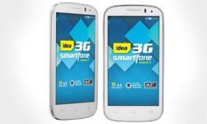 आईडिया ने लांच किया ड्युल सिम स्मार्टफोन आरुस 4