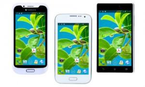 डेटाविंड के नए पॉकेट सर्फर स्मार्टफोन, कीमत 3,499 से शुरु