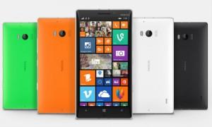 नोकिया ने पेश किए तीन नए विंडो 8.1 स्मार्टफोन 630, 635 और लूमिया 930