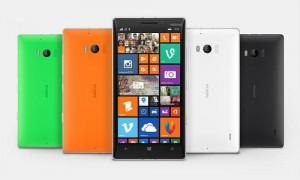 नोकिया ने लांच किए लूमिया 730, 830, 930 विंडो स्मार्टफोन