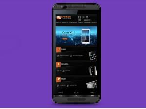 दमदार वूफर साउंड वाला माइक्रोमैक्स बोल्ट स्मार्टफोन, कीमत 3,490 रुपए